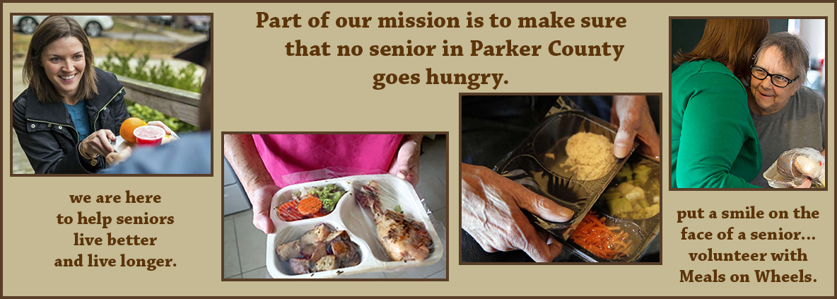 Parker County Meals on Wheels